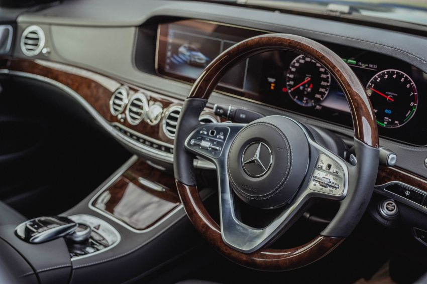 W222 Mercedes-Benz S560e PHEV in Malaysia – 469 hp and 700 Nm, 50 km all-electric range, RM658,888 Image #971386