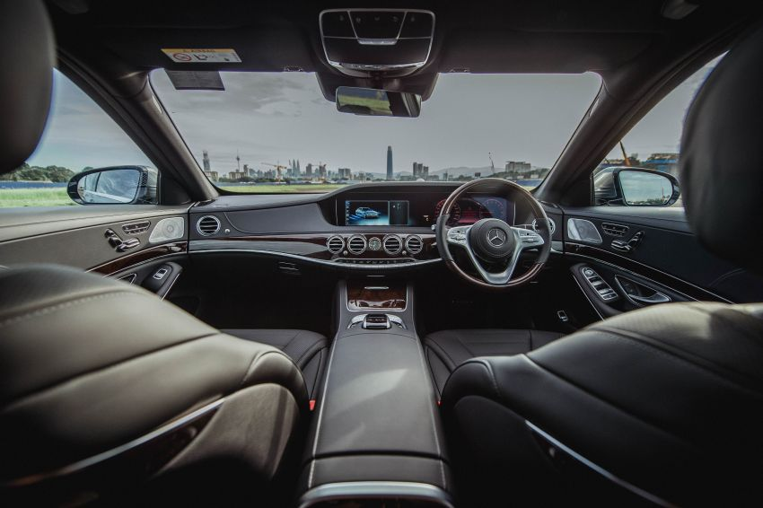 W222 Mercedes-Benz S560e PHEV in Malaysia – 469 hp and 700 Nm, 50 km all-electric range, RM658,888 Image #971390