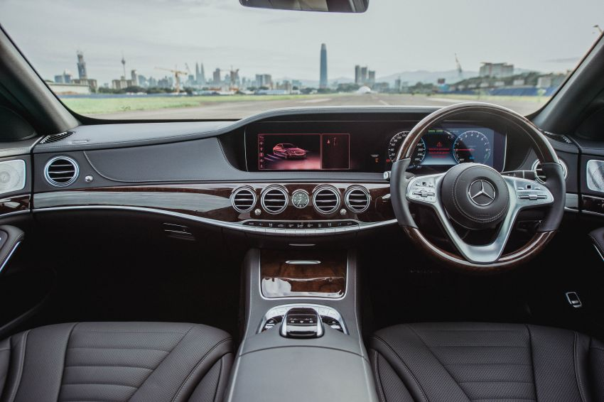 W222 Mercedes-Benz S560e PHEV in Malaysia – 469 hp and 700 Nm, 50 km all-electric range, RM658,888 Image #971393