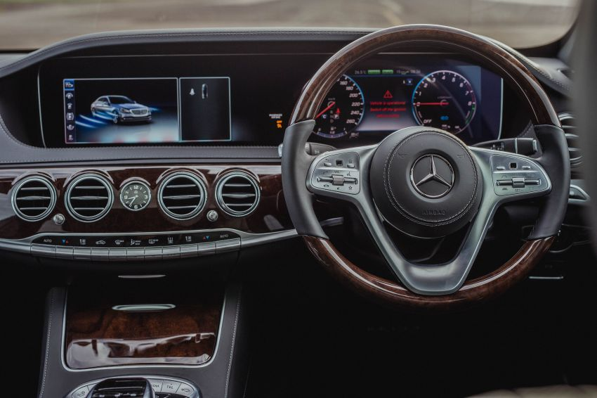 W222 Mercedes-Benz S560e PHEV in Malaysia – 469 hp and 700 Nm, 50 km all-electric range, RM658,888 Image #971395