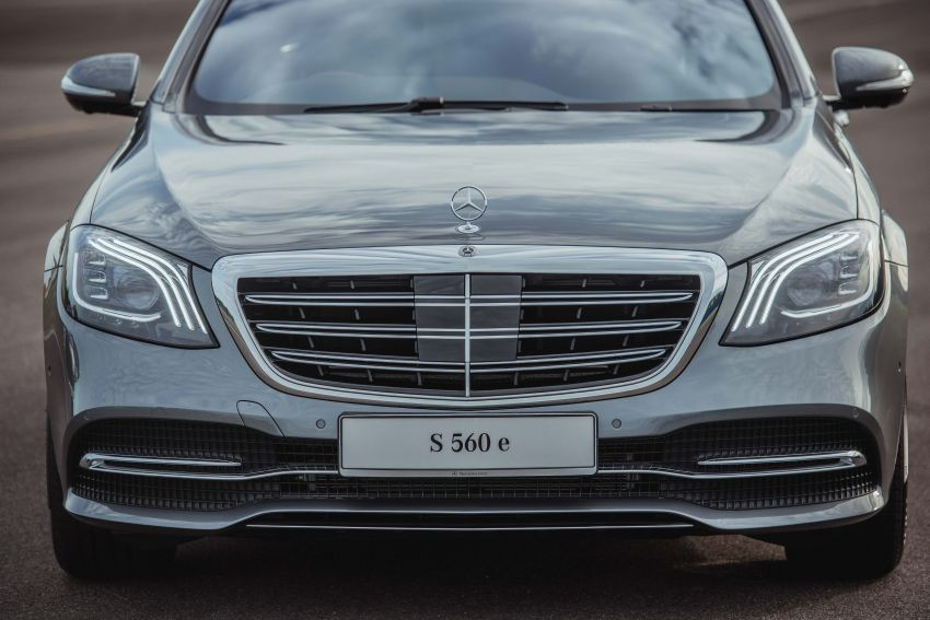 W222 Mercedes-Benz S560e PHEV in Malaysia – 469 hp and 700 Nm, 50 km all-electric range, RM658,888 Image #971366
