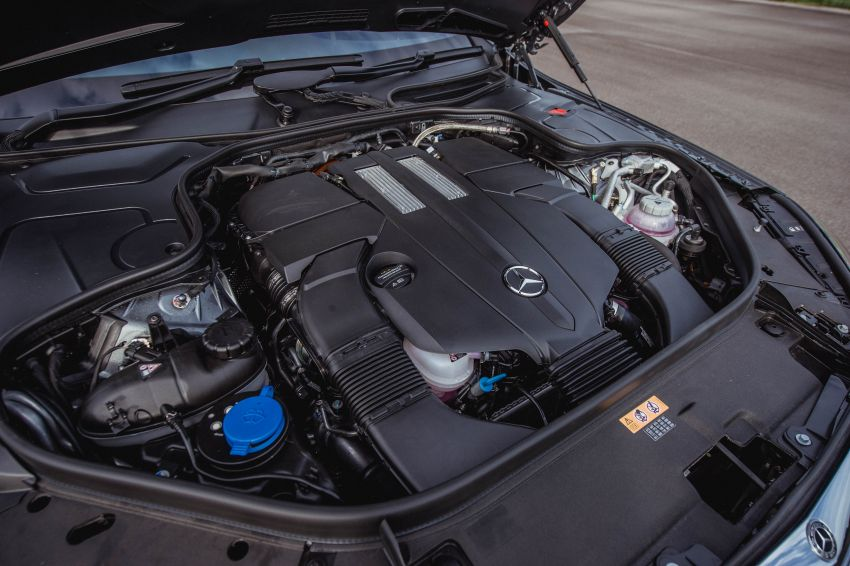 W222 Mercedes-Benz S560e PHEV in Malaysia – 469 hp and 700 Nm, 50 km all-electric range, RM658,888 Image #971408