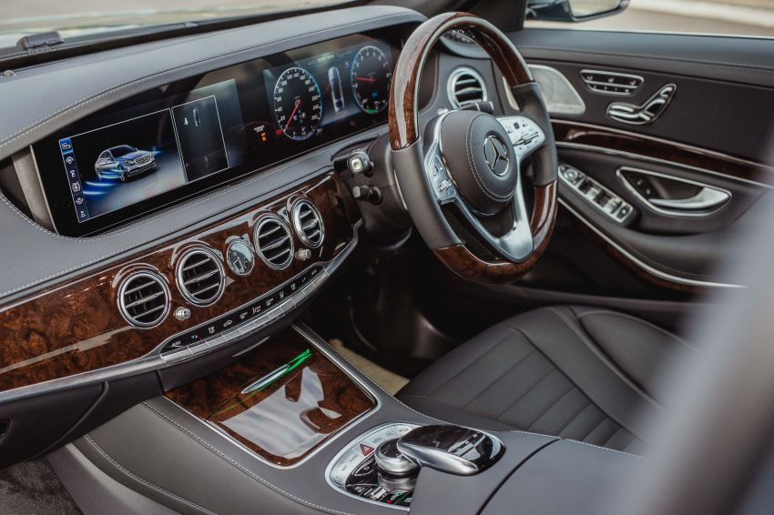 W222 Mercedes-Benz S560e PHEV in Malaysia – 469 hp and 700 Nm, 50 km all-electric range, RM658,888 Image #971368