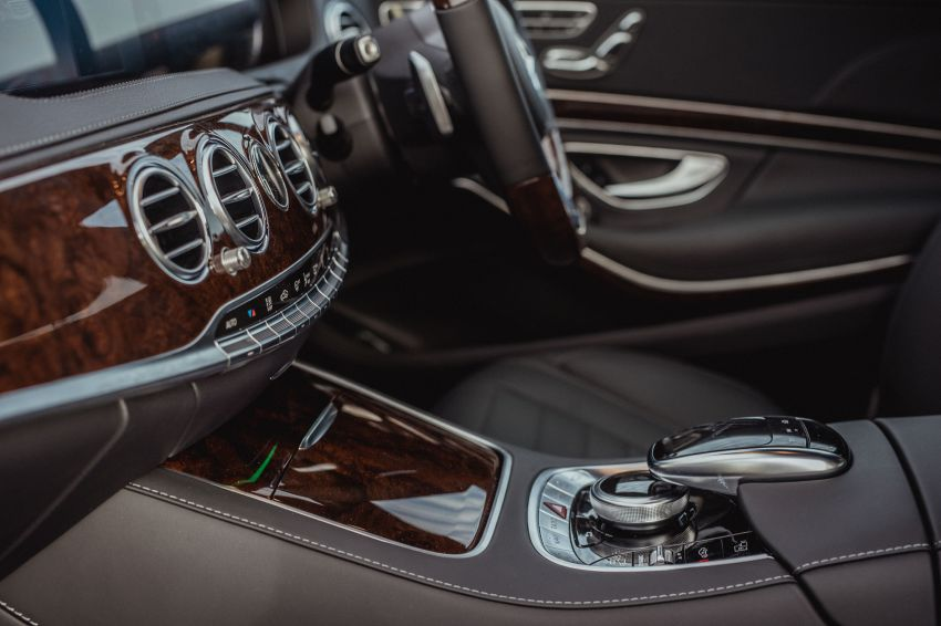 W222 Mercedes-Benz S560e PHEV in Malaysia – 469 hp and 700 Nm, 50 km all-electric range, RM658,888 Image #971370