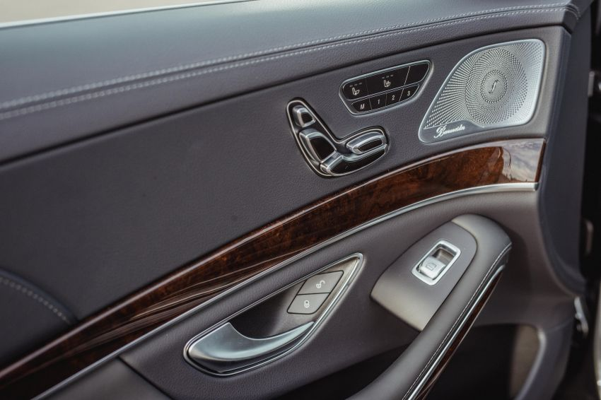 W222 Mercedes-Benz S560e PHEV in Malaysia – 469 hp and 700 Nm, 50 km all-electric range, RM658,888 Image #971373