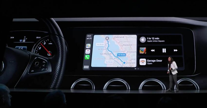 Apple CarPlay gets a design refresh at WWDC 2019 Image #968541