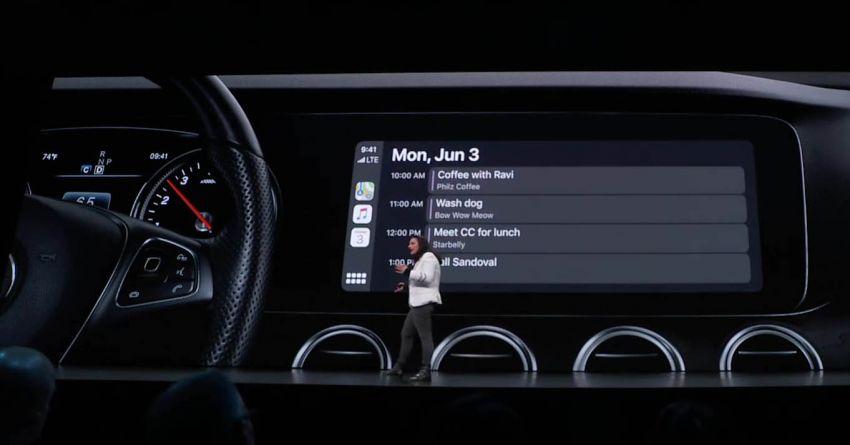 Apple CarPlay gets a design refresh at WWDC 2019 Image #968543