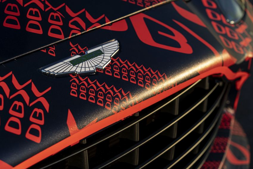 Aston Martin DBX SUV – pre-production phase begins Image #971059