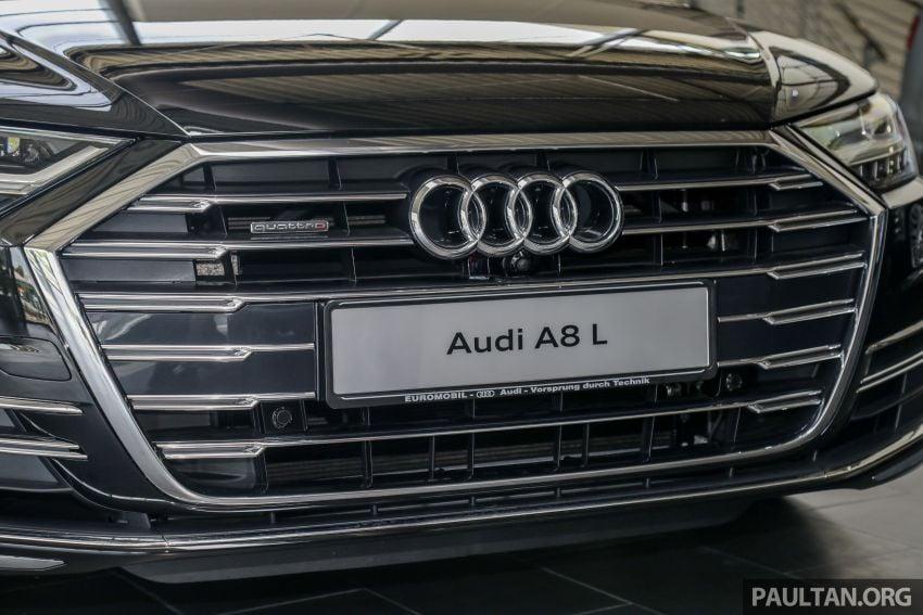 Audi A8L now in Malaysia – 3.0L TFSI quattro, RM880k Image #977002