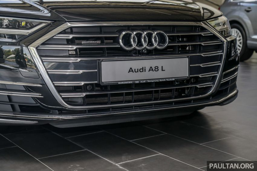 Audi A8L now in Malaysia – 3.0L TFSI quattro, RM880k Image #977003