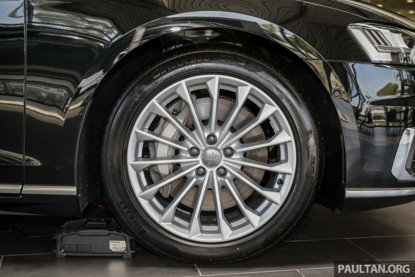 Audi A8L now in Malaysia – 3.0L TFSI quattro, RM880k Image #977005