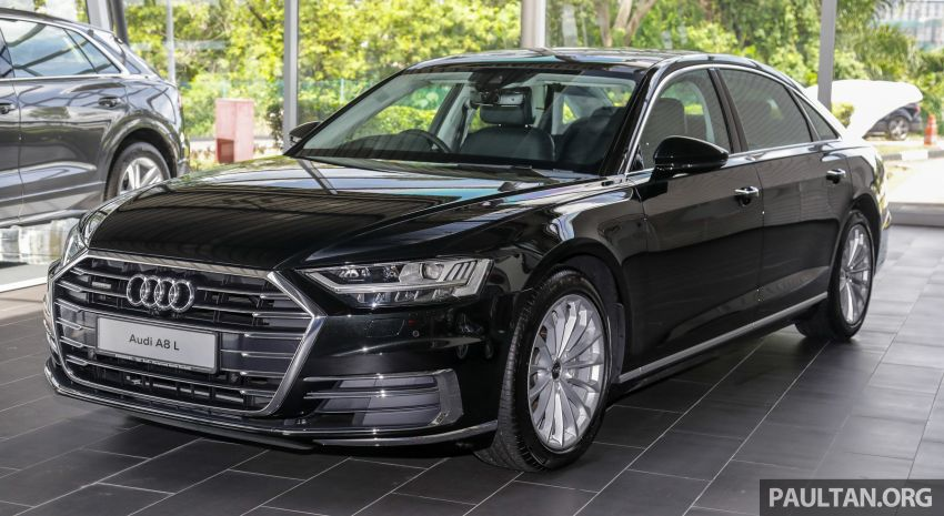 Audi A8L now in Malaysia – 3.0L TFSI quattro, RM880k Image #976992