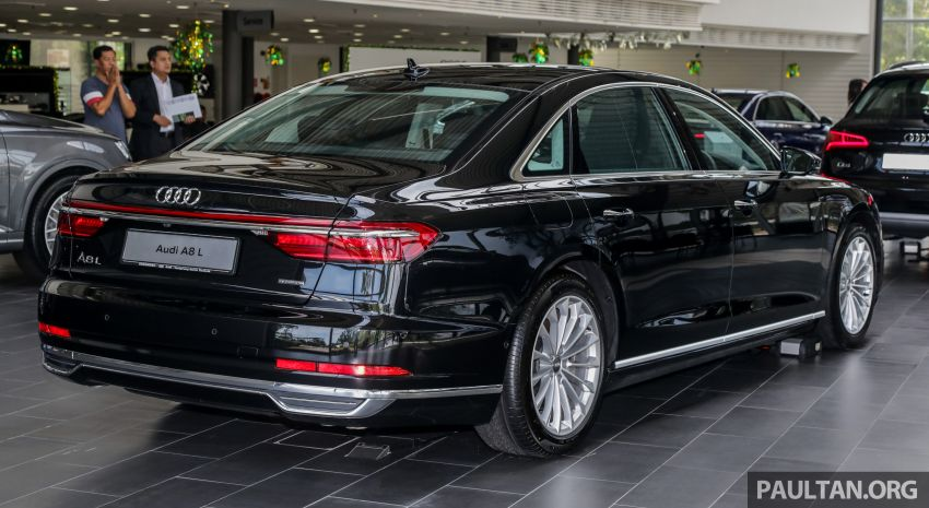 Audi A8L now in Malaysia – 3.0L TFSI quattro, RM880k Image #976993
