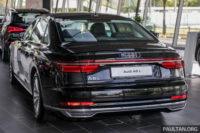Audi A8L now in Malaysia – 3.0L TFSI quattro, RM880k Image #976994