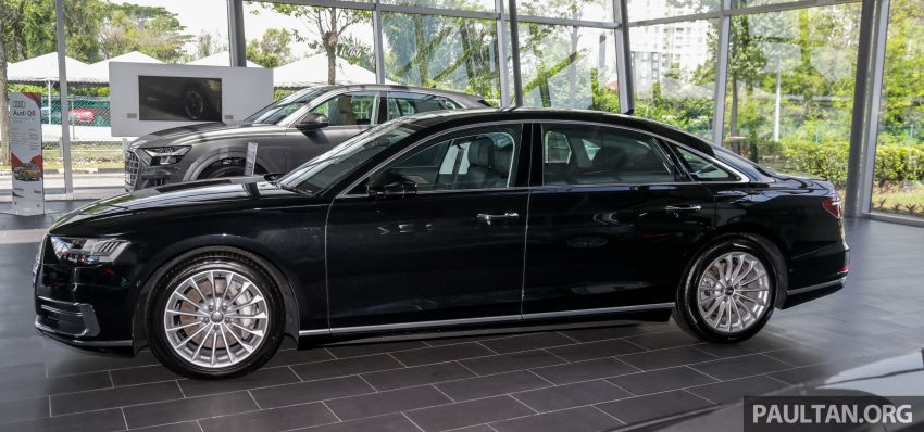Audi A8L now in Malaysia – 3.0L TFSI quattro, RM880k Image #976995