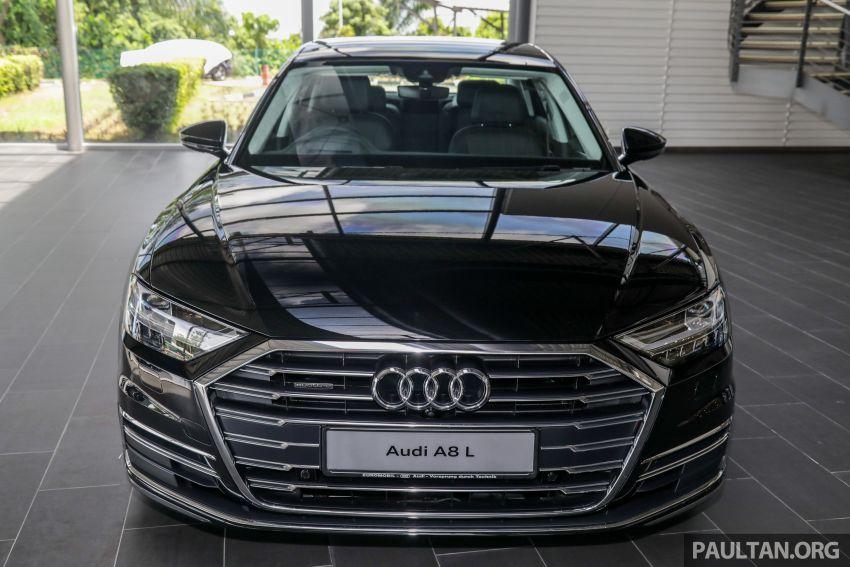 Audi A8L now in Malaysia – 3.0L TFSI quattro, RM880k Image #976996