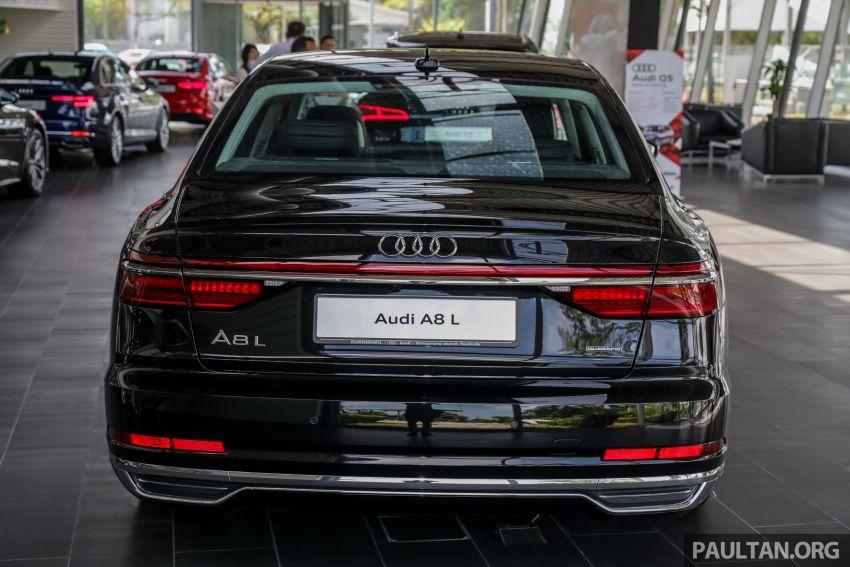 Audi A8L now in Malaysia – 3.0L TFSI quattro, RM880k Image #976997