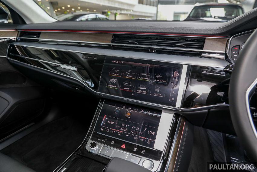 Audi A8L now in Malaysia – 3.0L TFSI quattro, RM880k Image #977042