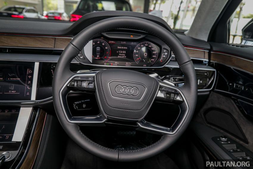 Audi A8L now in Malaysia – 3.0L TFSI quattro, RM880k Image #977025