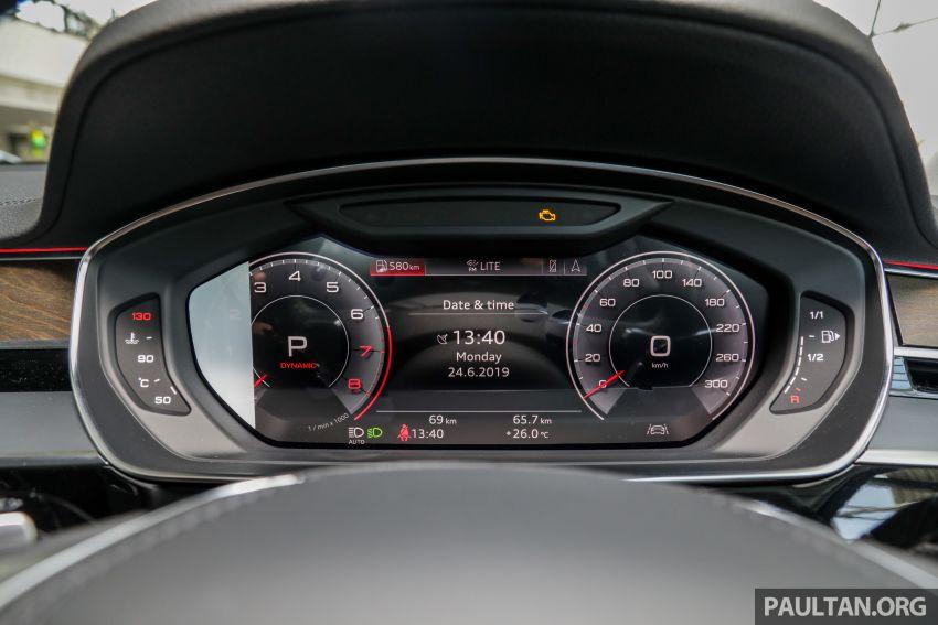 Audi A8L now in Malaysia – 3.0L TFSI quattro, RM880k Image #977029