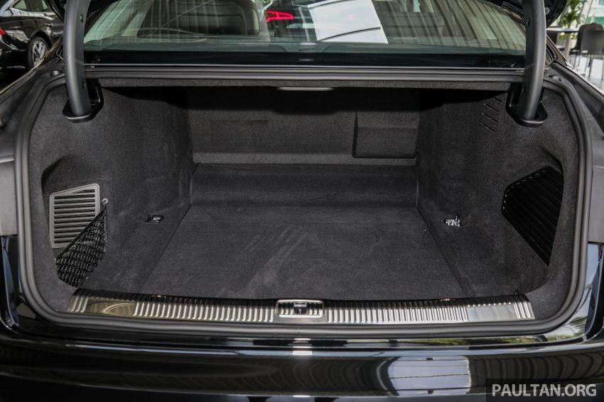 Audi A8L now in Malaysia – 3.0L TFSI quattro, RM880k Image #977103