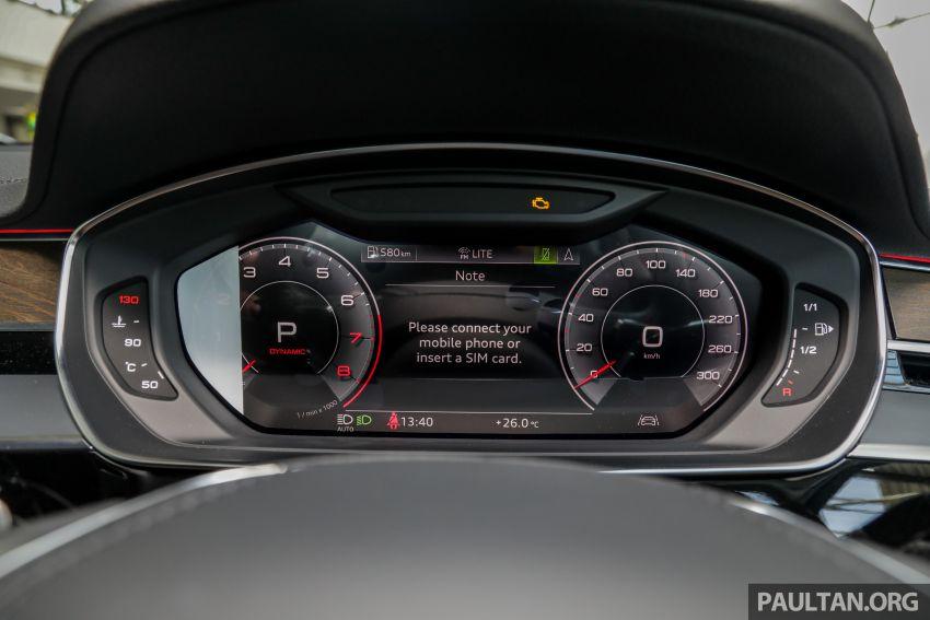 Audi A8L now in Malaysia – 3.0L TFSI quattro, RM880k Image #977031
