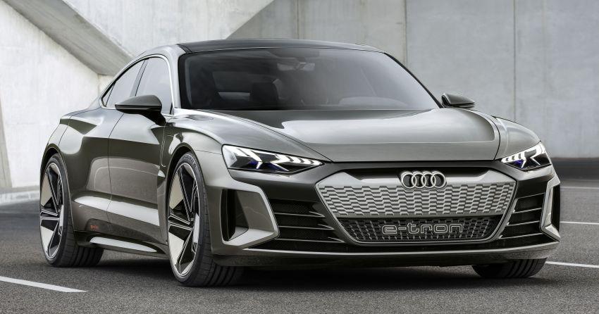 Audi lancar 30 model baru plug-in, EV menjelang 2025 Image #967546