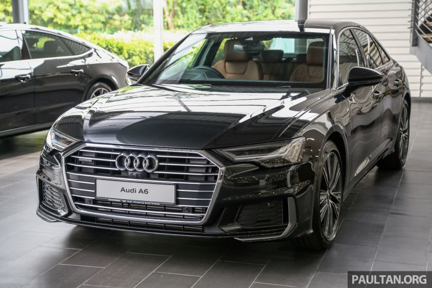 GALLERY: C8 Audi A6 3.0 TFSI in Malaysia – RM590k Image #967642