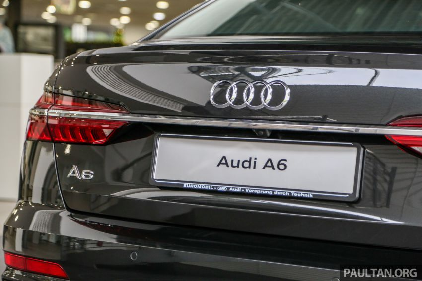 GALLERY: C8 Audi A6 3.0 TFSI in Malaysia – RM590k Image #967661