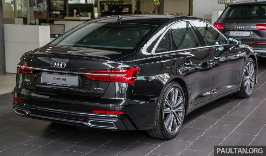 GALLERY: C8 Audi A6 3.0 TFSI in Malaysia – RM590k Image #967643