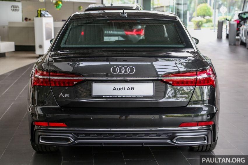 GALLERY: C8 Audi A6 3.0 TFSI in Malaysia – RM590k Image #967645
