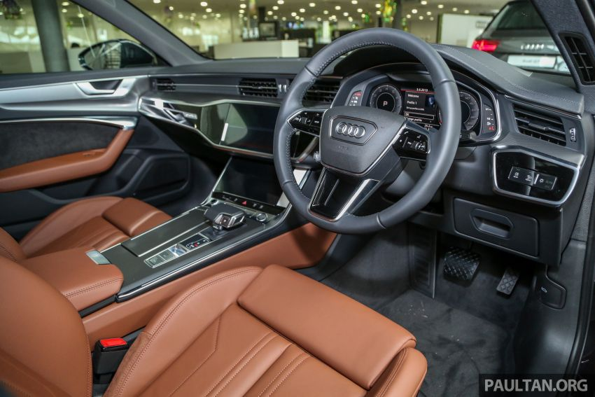 GALLERY: C8 Audi A6 3.0 TFSI in Malaysia – RM590k Image #967667