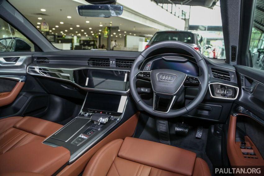 GALLERY: C8 Audi A6 3.0 TFSI in Malaysia – RM590k Image #967681