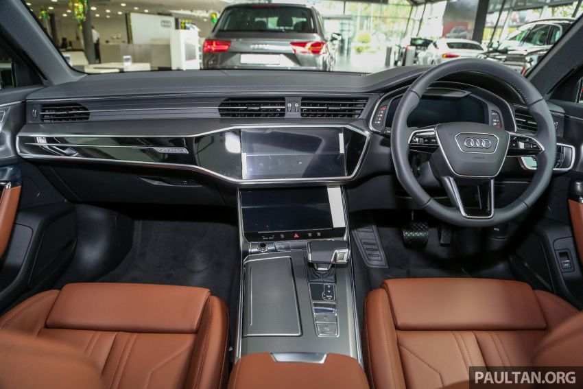 GALLERY: C8 Audi A6 3.0 TFSI in Malaysia – RM590k Image #967668