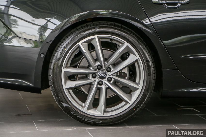 Audi A7 Sportback now in Malaysia – 3.0 TFSI, RM610k Image #967593