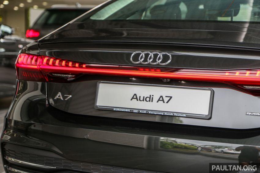 Audi A7 Sportback now in Malaysia – 3.0 TFSI, RM610k Image #967599