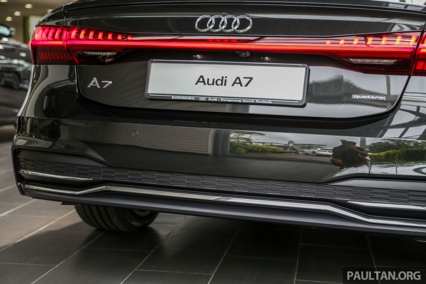 Audi A7 Sportback now in Malaysia – 3.0 TFSI, RM610k Image #967600