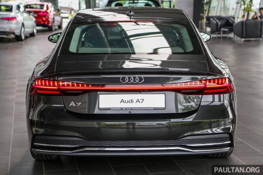 Audi A7 Sportback now in Malaysia – 3.0 TFSI, RM610k Image #967578