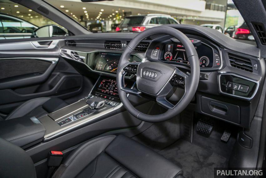 Audi A7 Sportback now in Malaysia – 3.0 TFSI, RM610k Image #967606