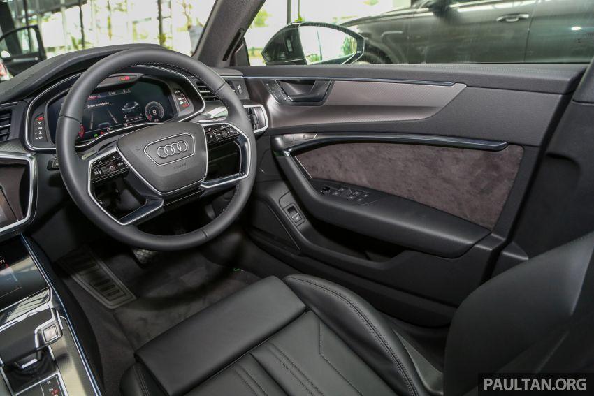 Audi A7 Sportback now in Malaysia – 3.0 TFSI, RM610k Image #967621