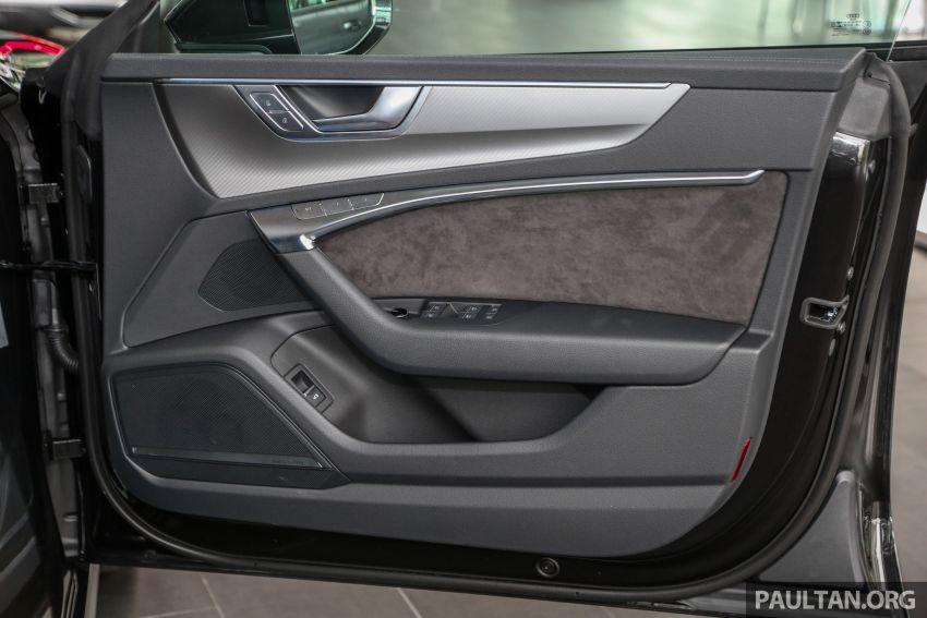 Audi A7 Sportback now in Malaysia – 3.0 TFSI, RM610k Image #967623