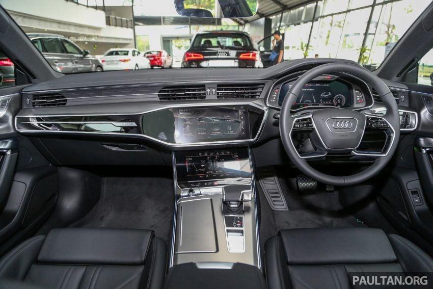Audi A7 Sportback now in Malaysia – 3.0 TFSI, RM610k Image #967607
