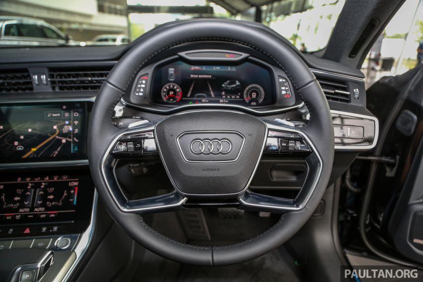 Audi A7 Sportback now in Malaysia – 3.0 TFSI, RM610k Image #967609