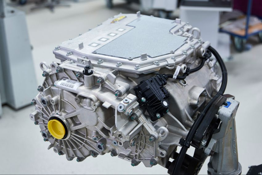 BMW and Jaguar Land Rover to develop next-generation electric drive systems together Image #969378