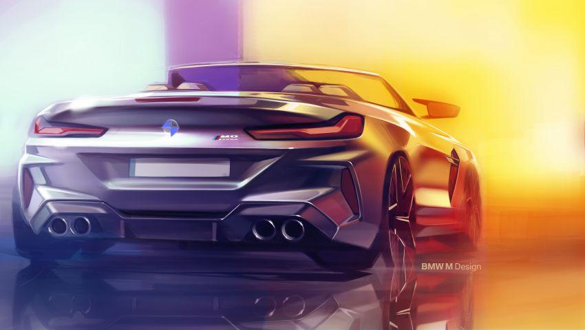 F92 BMW M8 Coupé, F91 Convertible debut – 625 hp! Image #969023