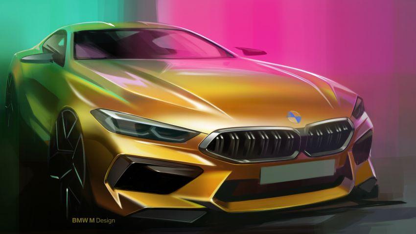 F92 BMW M8 Coupé, F91 Convertible debut – 625 hp! Image #969024