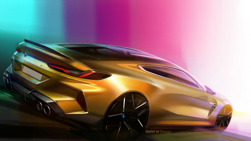 F92 BMW M8 Coupé, F91 Convertible debut – 625 hp! Image #969030