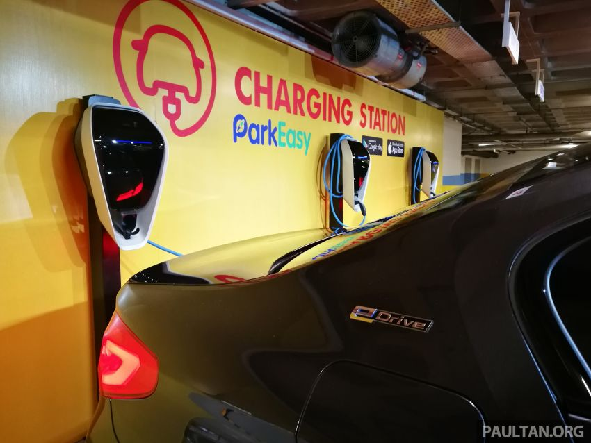 BMW partners Shell, ParkEasy for Reserve+Shell Recharge bays – promo code for first 2,000 users Image #971087