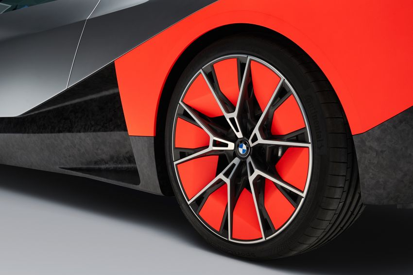BMW Vision M Next previews M1 supercar's successor – a dedicated 600 hp, carbon-bodied plug-in hybrid Image #976642