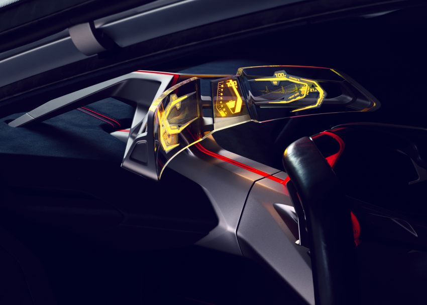 BMW Vision M Next previews M1 supercar's successor – a dedicated 600 hp, carbon-bodied plug-in hybrid Image #976660